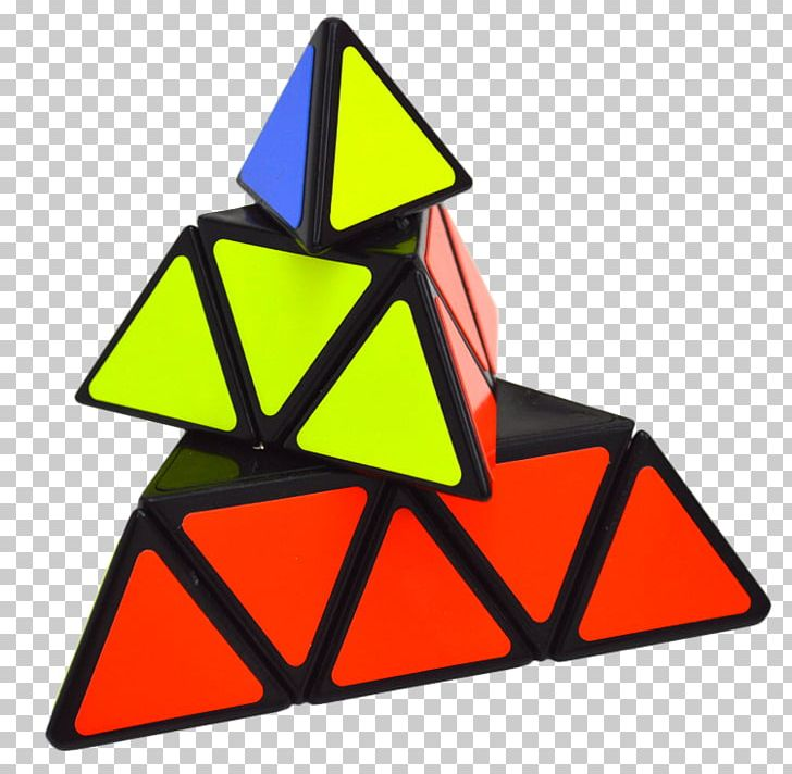 Jigsaw Puzzles Triangle Rubik's Cube Pyraminx PNG, Clipart