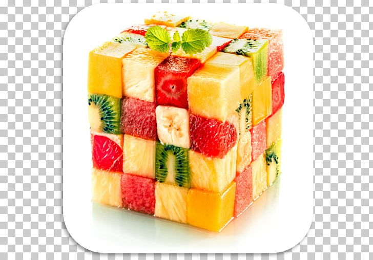 Fruit Salad Rubik's Cube Tutti Frutti PNG, Clipart,  Free PNG Download