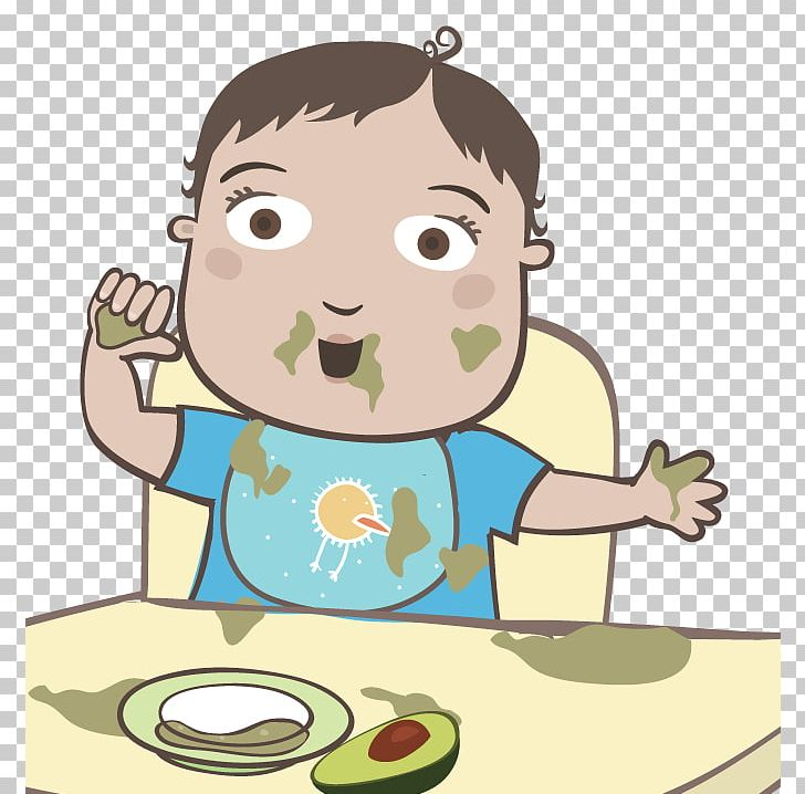 Food Child Eating Infant Chile Crece Contigo PNG, Clipart, Animation, Art, Boy, Cartoon, Cheek Free PNG Download