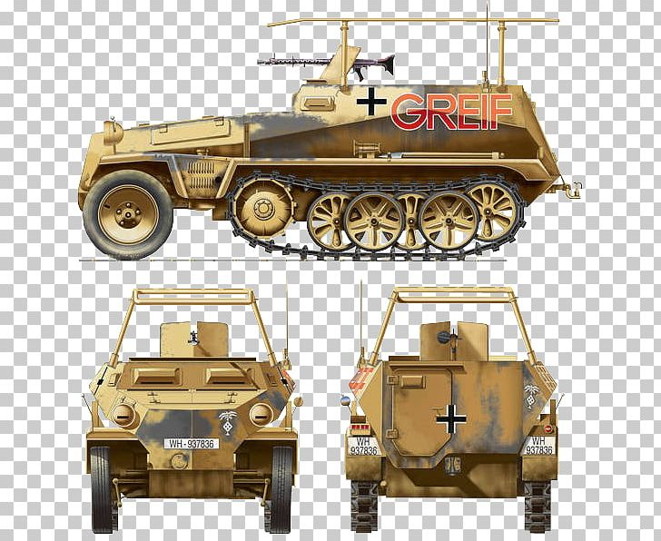 Churchill Tank Armored Car Second World War Half-track Sd.Kfz. 250 PNG, Clipart, Afrika Korps, Armour, Combat Vehicle, Erwin Rommel, Gun Turret Free PNG Download