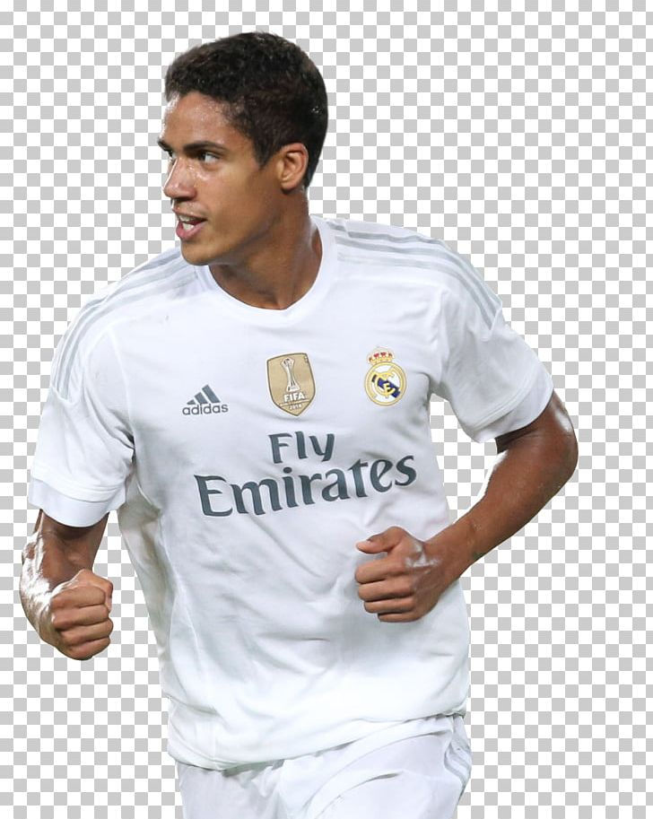 brand new 3dfe2 65e1e Raphaël Varane Real Madrid C.F. La Liga Football Player ...