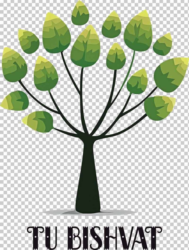 Tu BiShvat Jewish PNG, Clipart, Arbor Day Foundation, Branch, Flower, Jewish, Leaf Free PNG Download