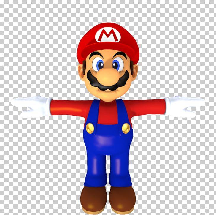 Super Mario 64 Mario Kart 64 Luigi Toad Png Clipart