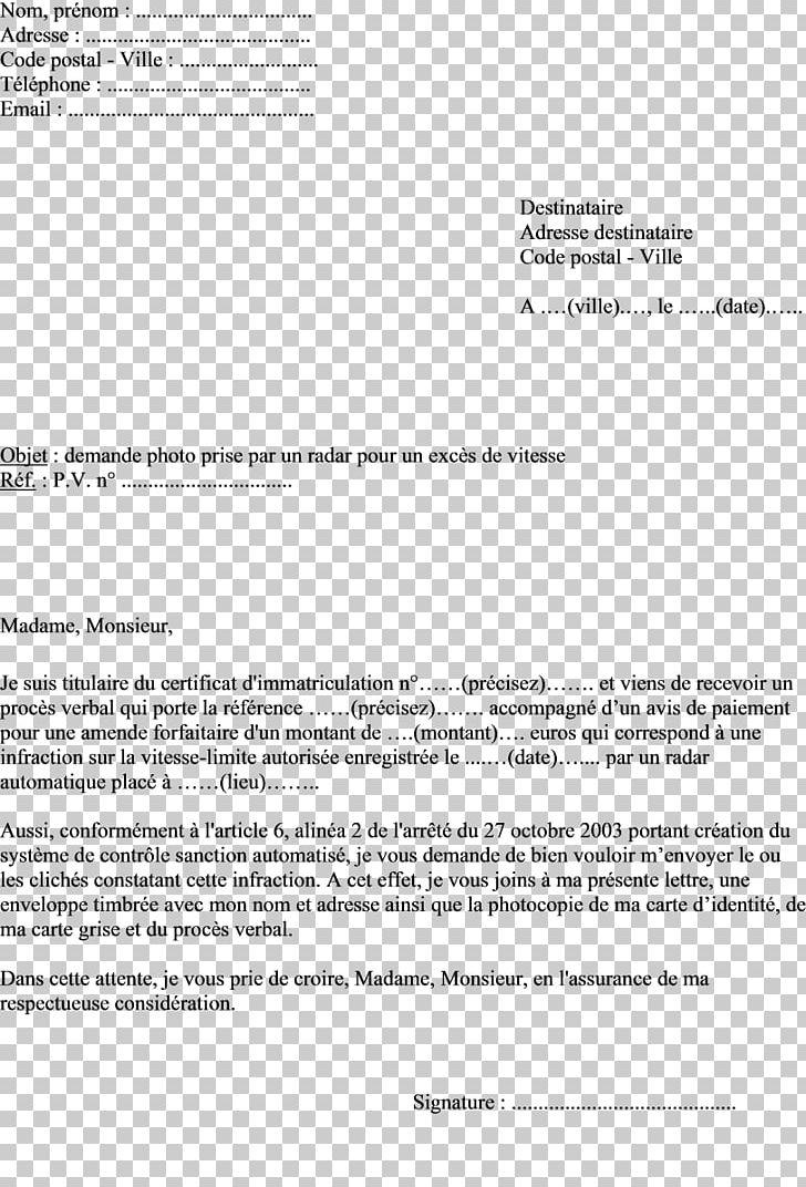 Document Text Résiliation Des Contrats En France Letter Sfr