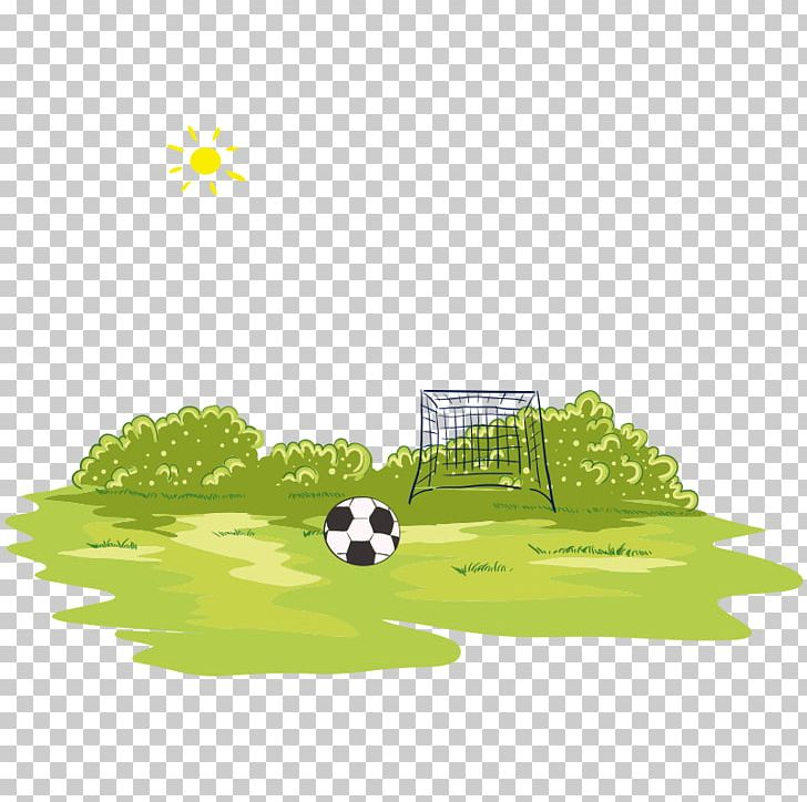 Football Player Football Pitch Stadium PNG, Clipart, Area, Background, Ball, Beach Soccer, Cartoon Free PNG Download