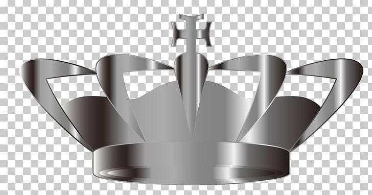 Silver Crown Computer File PNG, Clipart, Angle, Argent, Black And White, Cartoon, Crowns Free PNG Download