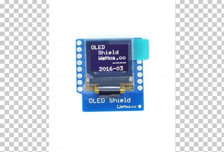 ESP8266 I²C OLED NodeMCU WeMos D1 Mini PNG, Clipart, Arduino