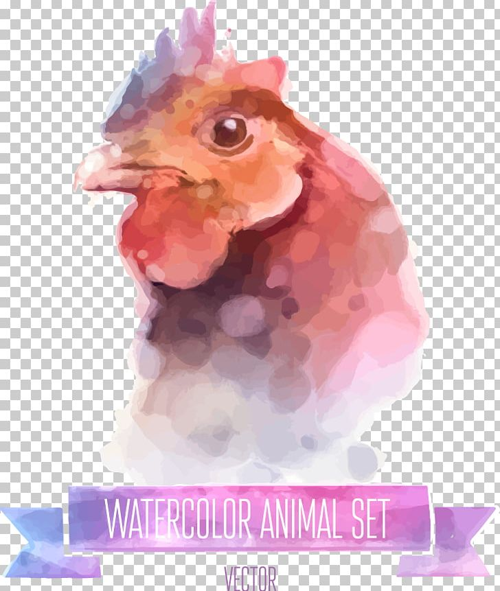 Painted Beheaded PNG, Clipart, Animal, Artistic Paint, Bird, Cartoon Animals, Chicken Free PNG Download