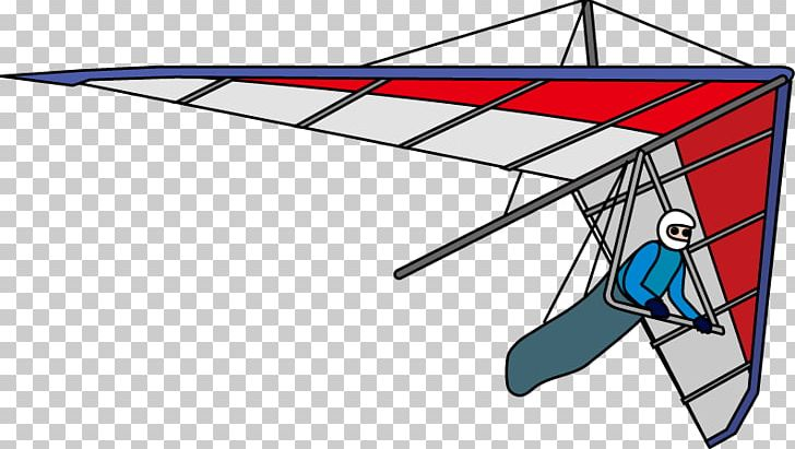 Hang Gliding Glider Wing PNG, Clipart, Angle, Area, Francis