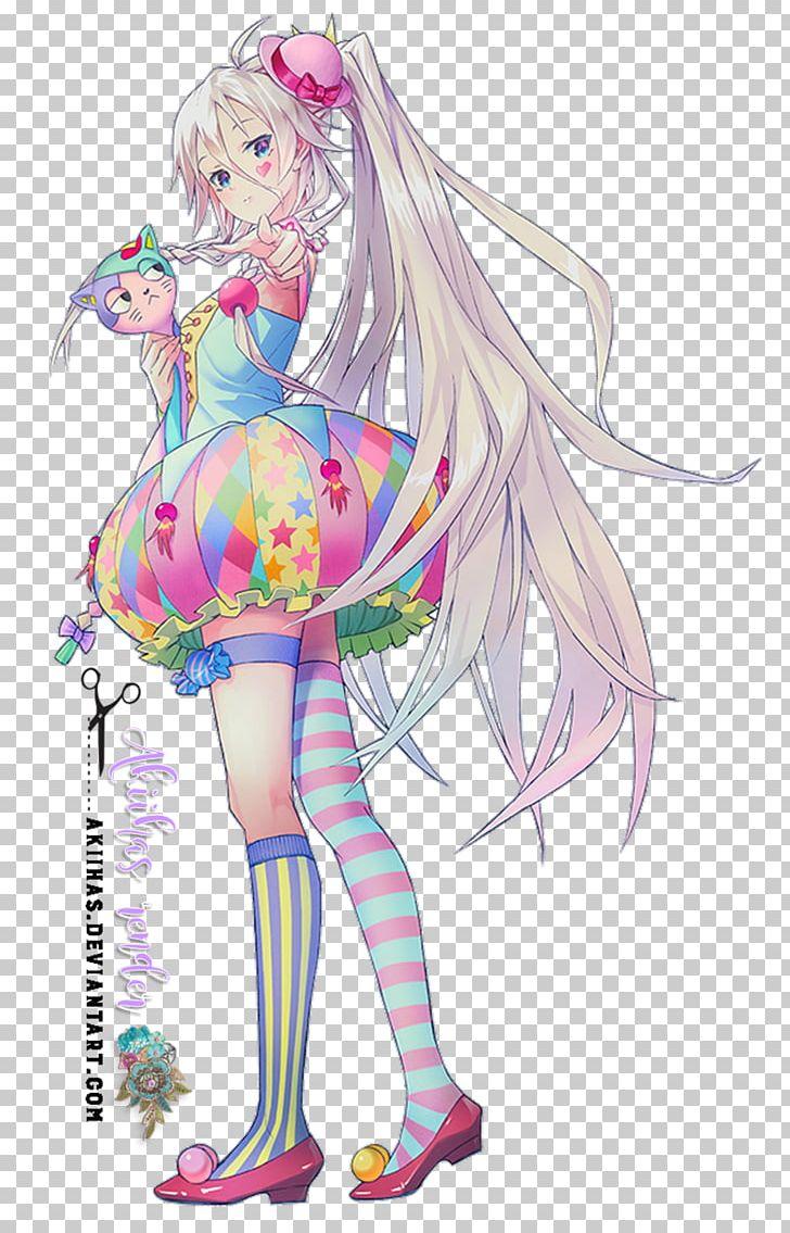 Ia Vocaloid 3 Hatsune Miku Png Clipart Anime Desktop
