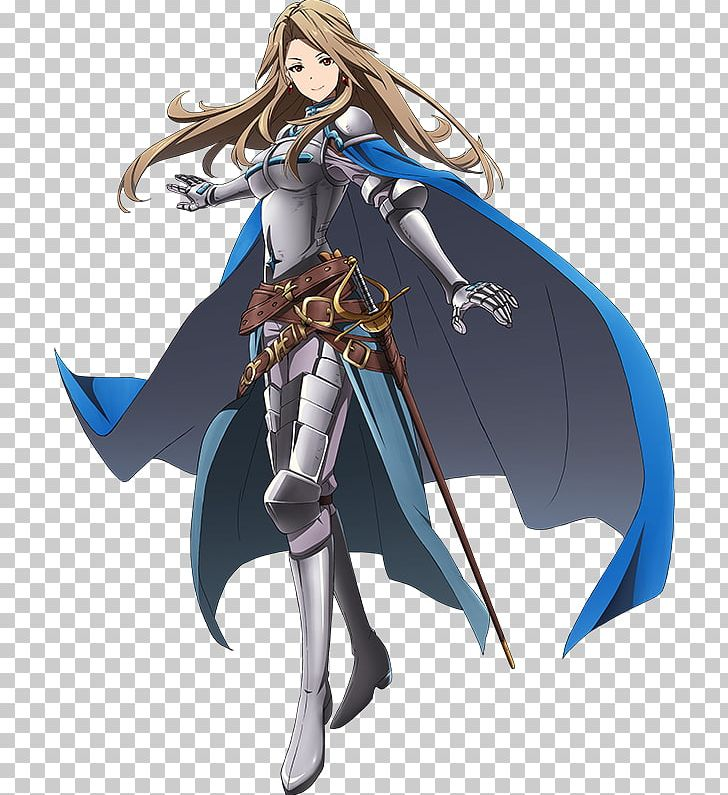 anime fantasy characters granblue fantasy anime character model sheet animation png