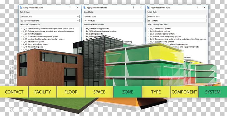 Architecture COBie ArchiCAD Computer Software Spreadsheet