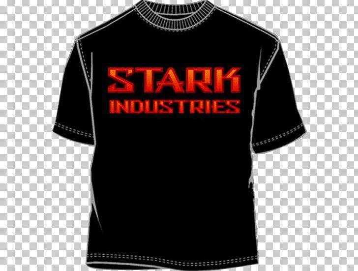73fce625 T-shirt Iron Man Captain America Stark Industries Superhero PNG, Clipart,  Active Shirt, Black, Brand, ...
