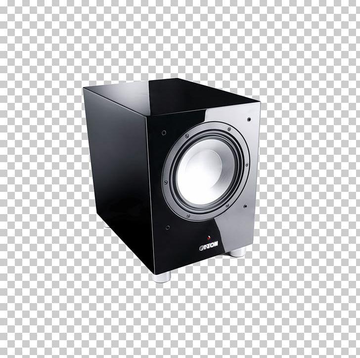 Subwoofer Computer Speakers Sound Loudspeaker Canton