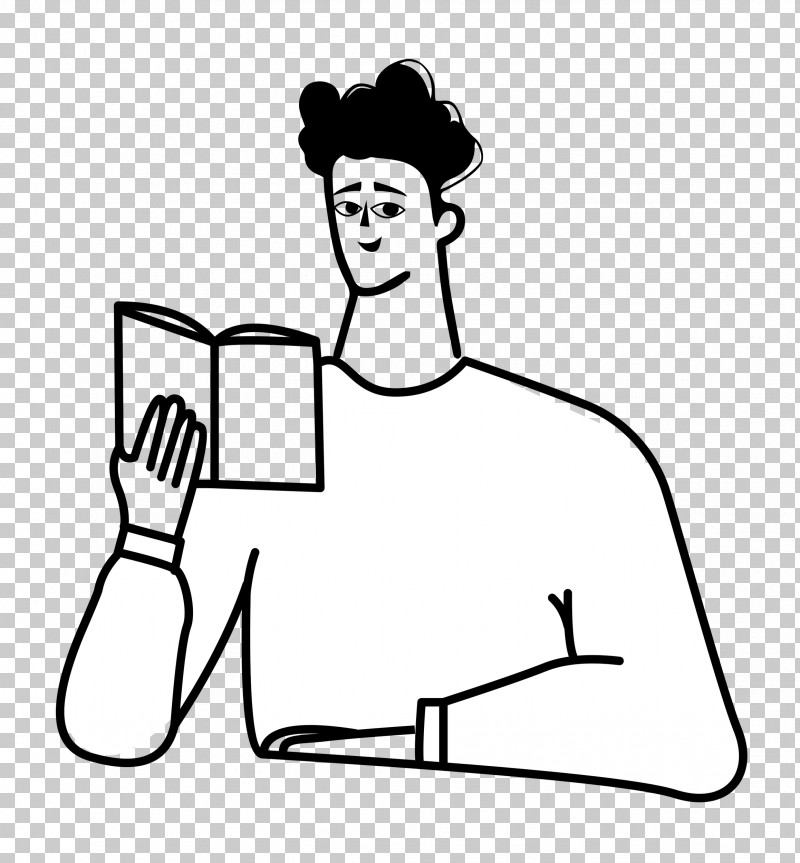 Reading Book PNG, Clipart, Artificial Intelligence, Bank, Clothing, Face, Human Body Free PNG Download