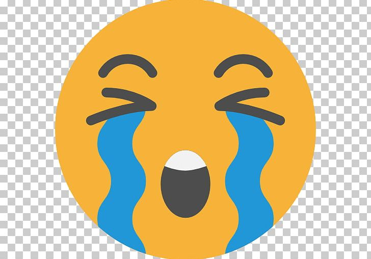 Emoticon Computer Icons Face With Tears Of Joy Emoji Smiley PNG, Clipart, Circle, Computer Icons, Cry, Crying, Emoji Free PNG Download