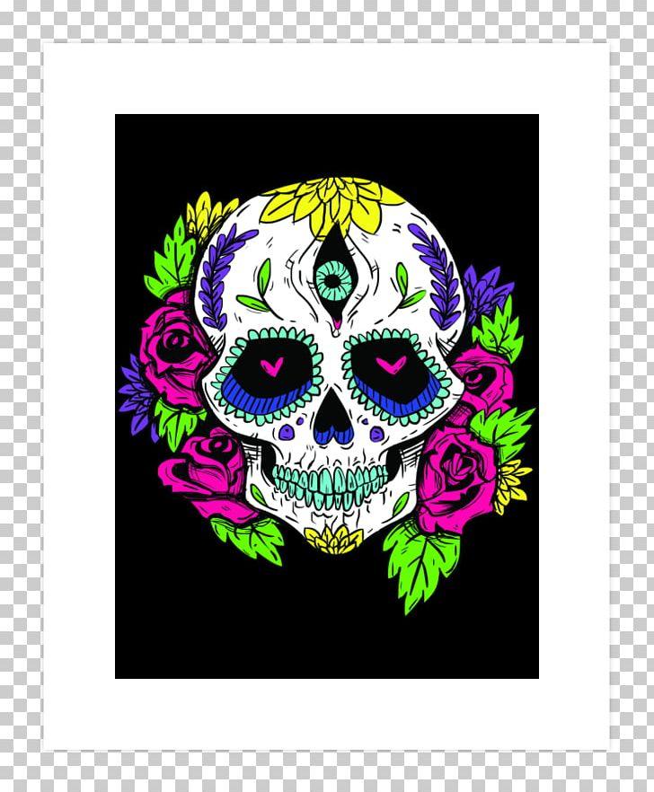 La Calavera Catrina T-shirt Skull Day Of The Dead PNG, Clipart, Art Print, Bag, Bluza, Bone, Calavera Free PNG Download