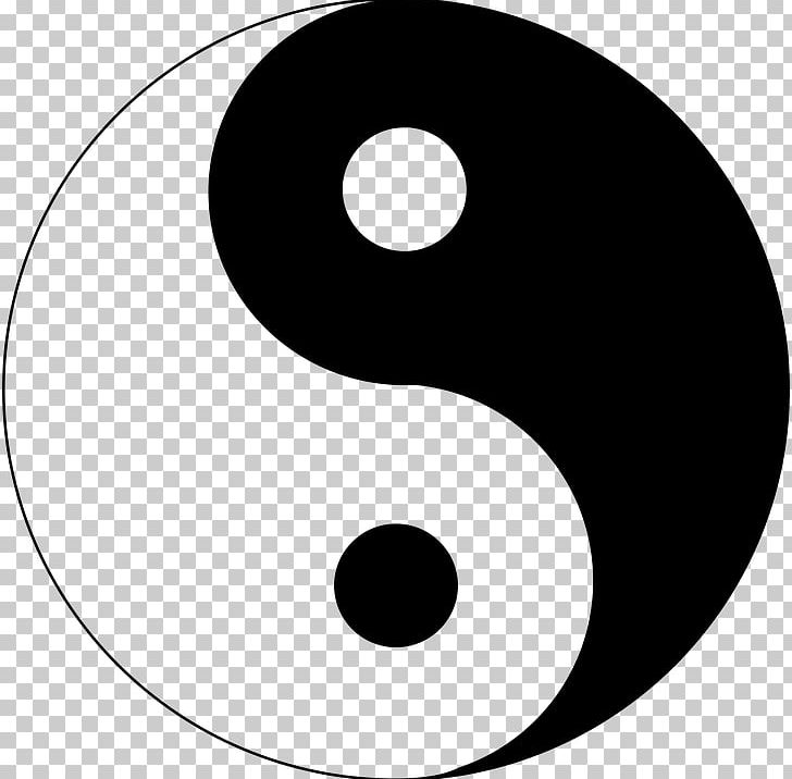 Yin And Yang Symbol Taoism PNG, Clipart, Black And White, Chinese Philosophy, Circle, Culture, Download Free PNG Download