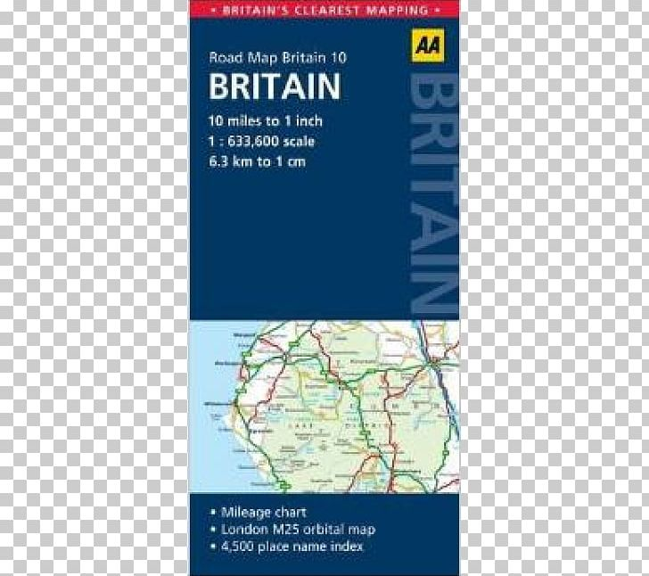 Map Of S England.Aa Road Map Britain South East England Aa Road Map Britain South