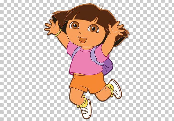 Dora The Explorer Cartoon Character Png Clipart Arm Art Backyardigans Boy Cartoon Free Png Download
