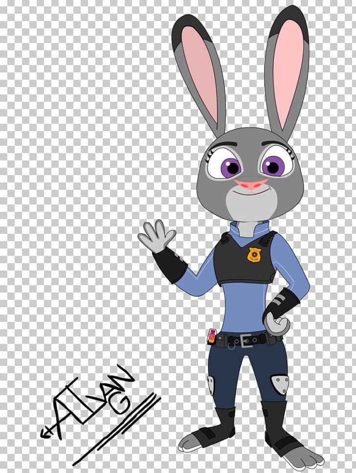 Rabbit Quicksilver Call Of Duty: Black Ops III Art Lt  Judy Hopps