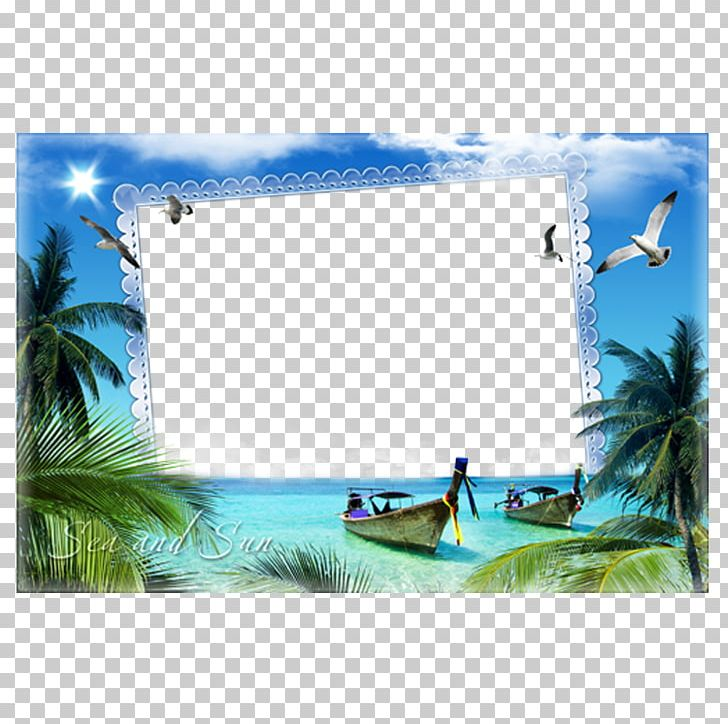 Frame Photography Window Film Frame PNG, Clipart, Android, Android Application Package, Area, Beach, Blue Free PNG Download