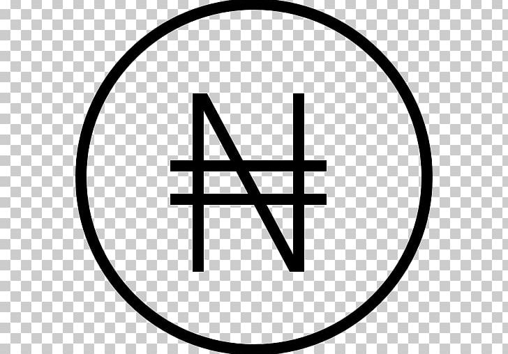 Nigerian Naira Currency Symbol Money PNG, Clipart, Angle, Area, Black, Black And White, Brand Free PNG Download