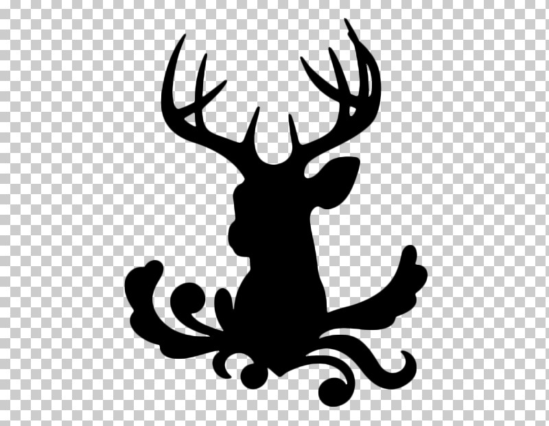 Head Deer Stencil Elk Font PNG, Clipart, Deer, Elk, Head, Horn, Logo Free PNG Download