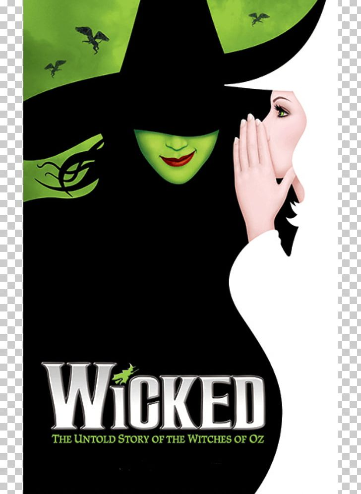 New York City Broadway Wicked Witch Of The East Musical