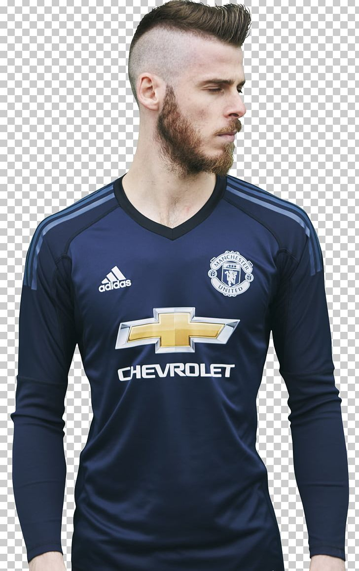 on sale 93673 b2892 David De Gea Manchester United F.C. Premier League 2018 ...