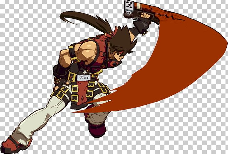Guilty Gear Xrd Sol Badguy Character Wiki PNG, Clipart