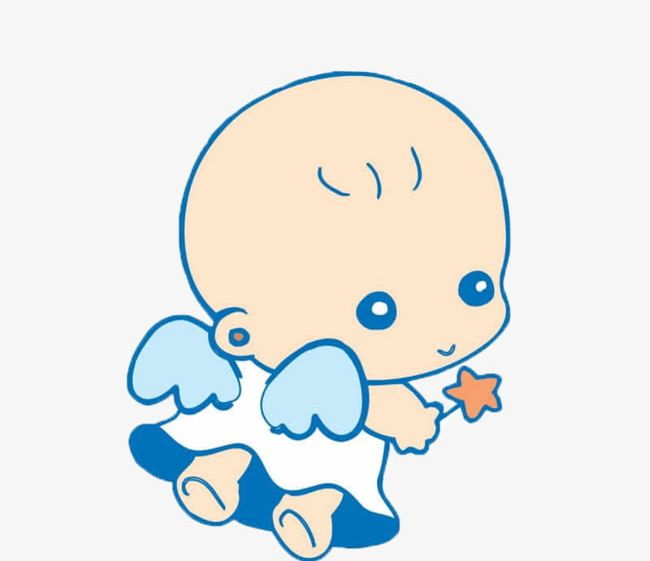 Angel baby. Png clipart