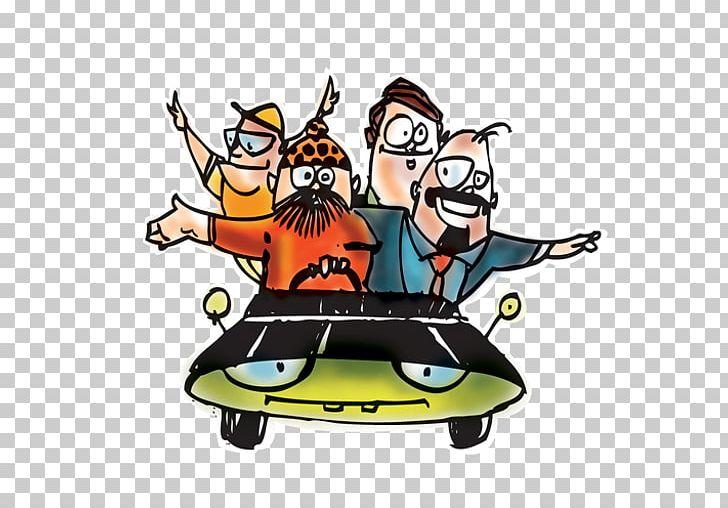 Carpool Png Clipart Animated Film Art Car Carpool Cartoon Free