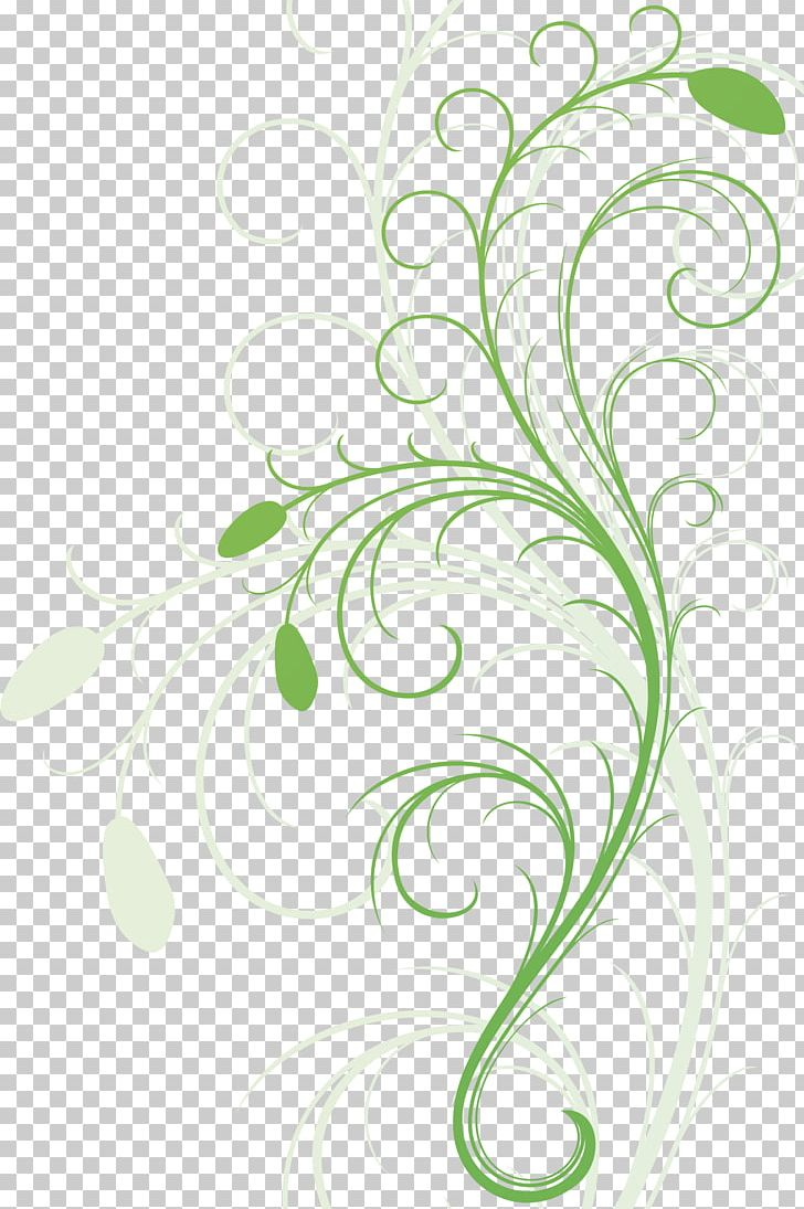 Floral Design Green Flower PNG, Clipart, Art, Circle, Decorative Arts, Euclidean Vector, Flora Free PNG Download