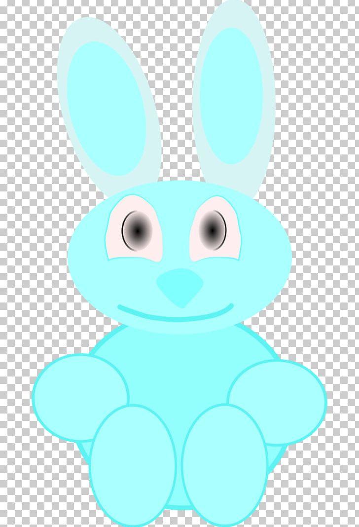 Rabbit Cartoon PNG, Clipart, Amphibian, Aqua, Area, Artwork, Blue Free PNG Download