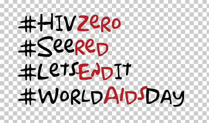 World AIDS Day HIV Hashtag Saving Lives UK PNG, Clipart, Aids, Angle, Area, Black, Black M Free PNG Download
