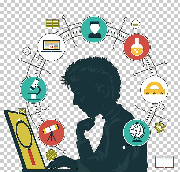 Blended Learning Education Png Clipart