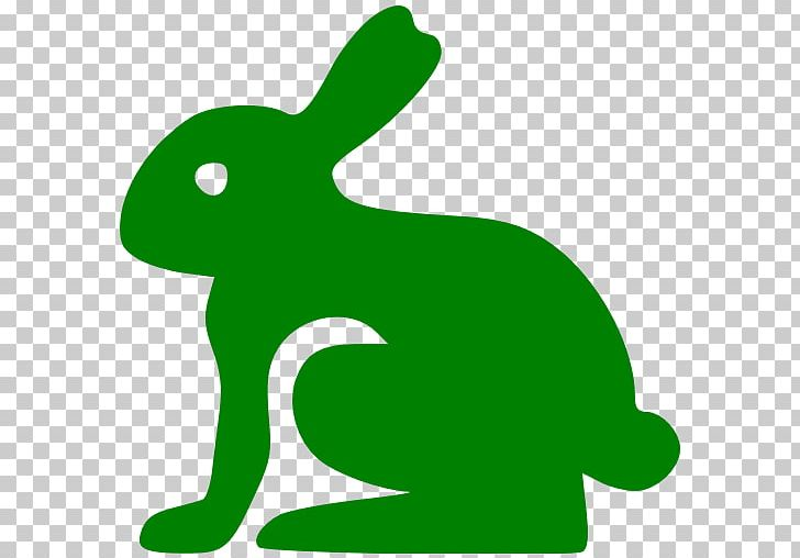 Easter Bunny Hare Domestic Rabbit Computer Icons PNG, Clipart, Amphibian, Animals, Artwork, Computer Icons, Desktop Wallpaper Free PNG Download