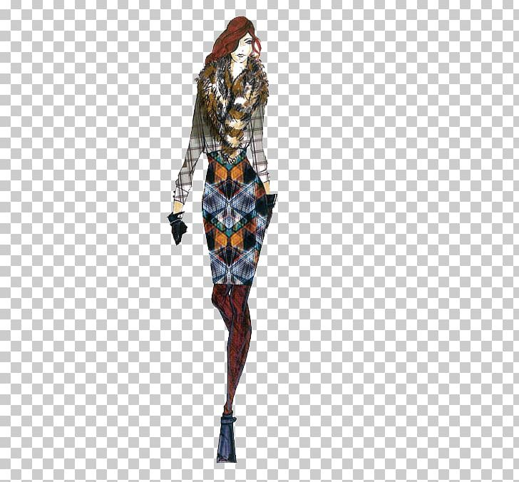 Fashion Designer Color Sketch Png Clipart Autumn Catwalk Costume Design Fashion Fashion Design Free Png Download