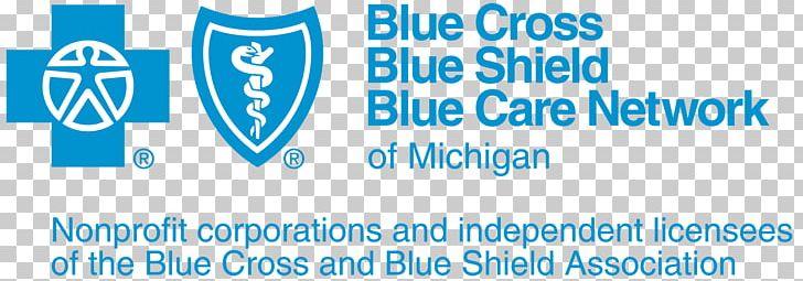 Blue Cross Blue Shield Of Michigan Blue Cross Blue Shield Association Health Insurance Health Care PNG, Clipart, Amerihealth, Area, Banner, Blue, Blue Cross Blue Shield Association Free PNG Download