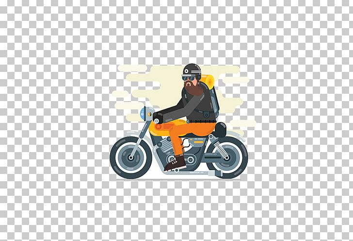 Motorcycle Animation Designer Motion Graphics PNG, Clipart