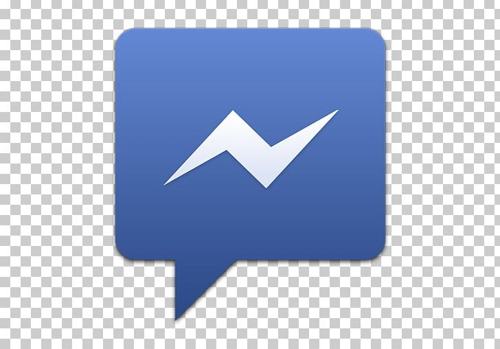 Facebook Messenger Computer Icons Android Instant Messaging PNG, Clipart, Android, Angle, Apps, Blue, Computer Icons Free PNG Download
