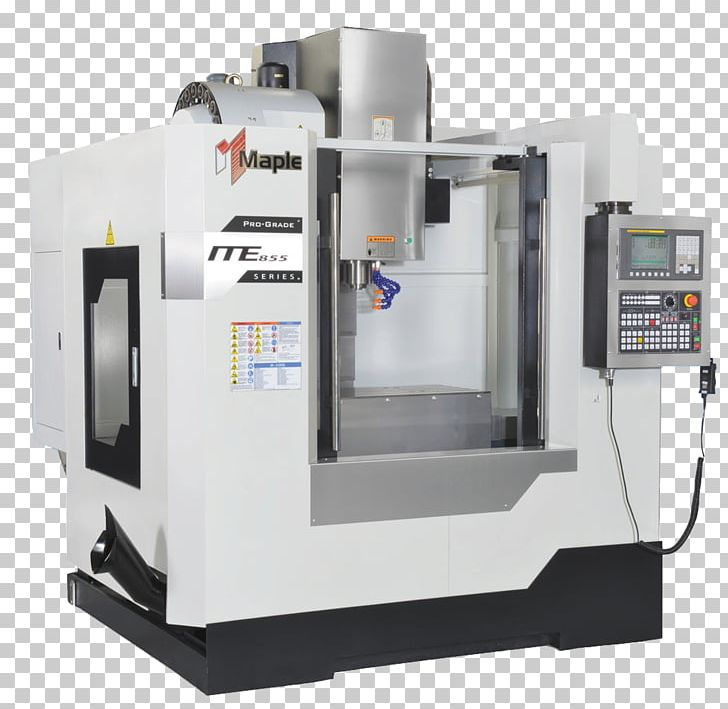 Machine Tool Computer Numerical Control Manufacturing PNG, Clipart