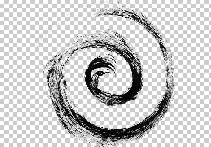 Spiral Eye Circle Drawing Vortex PNG, Clipart, Black And White