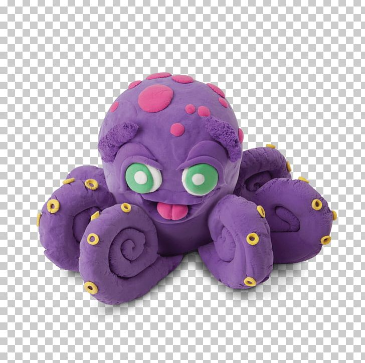 Stuffed Animals & Cuddly Toys Octopus Plush Dog Toys PNG