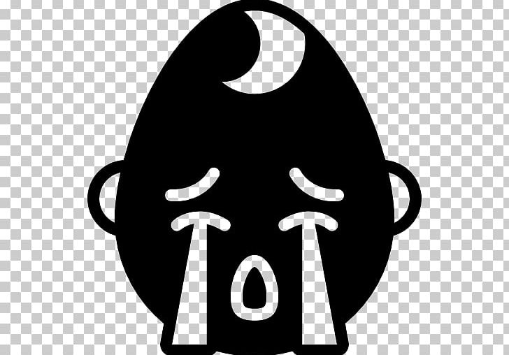 Emoticon Smiley Computer Icons Crying PNG, Clipart, Area, Artwork, Black, Black And White, Child Free PNG Download