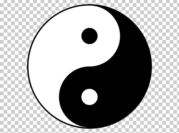 Yin And Yang Symbol PNG, Clipart, Black And White, Circle, Clip Art, Drawing, Line Free PNG Download