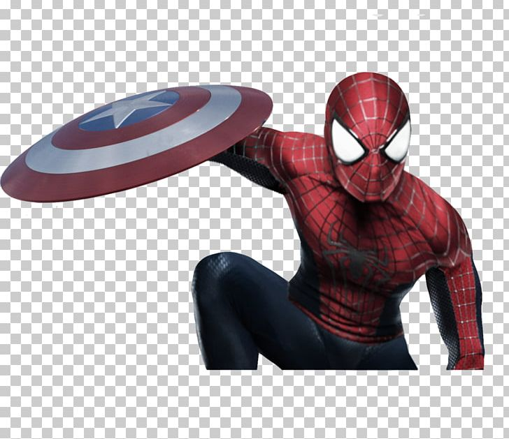 Spider-Man: Homecoming Film Series Captain America Fan Art