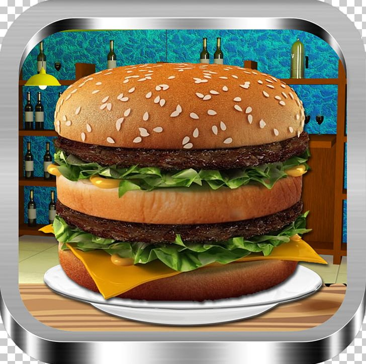 Cheeseburger McDonald's Big Mac Whopper Fast Food Buffalo Burger PNG, Clipart, App, Big Mac, Breakfast Sandwich, Buffalo Burger, Burger Free PNG Download