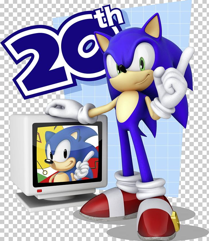 Sonic The Hedgehog Sonic Generations Sonic & Knuckles Puyo Puyo!! 20th Anniversary Sonic 3 & Knuckles PNG, Clipart, Action Figure, Anniversary, Cartoon, Christian Whitehead, Fictional Character Free PNG Download
